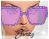 Diamond Sunnies Purple