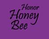honey bee b/w