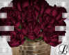 Wedding Burgundy Roses