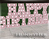 H. Happy Birthday