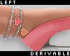 Heart Anklet L rev.