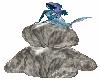 Sit on Mermaid Rock