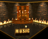 Cool Fire Ambient Room B