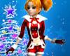 Christmas Reindeer RED