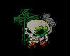 3D Irish Skully