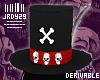 <J>  Drv Voodoo Hat