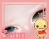 Pink/Blonde Brow