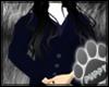 [Pup] Navy Blue Suit