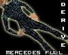 Mercedes Bodysuit dvbl