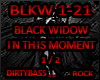 In This Moment Black W 1