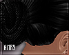 [Anry] Mira Black Hair