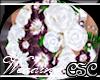 {CSC}Wedding Bouquet plm