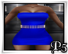 P5* Blue Night Dress