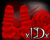 xIDx Red ArmWarmers F/M