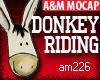 * Donkey Riding * DANCE