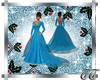 Genny Blue Gown