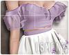 [Is] Spring Dress Purple