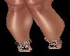 Weed Jeweled Feet