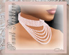 *C* Pink Pearl Necklace