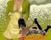 *Dress with Bolero Lemon
