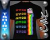 |CAZ| Nyan Cat Tee M