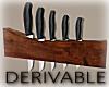 [Luv] Der. Set of Knives