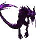 Black w/Purple Dragon