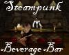 Steampunk Beverage Bar