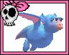Cotton Candy Dragon
