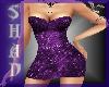 {SP} Cute Purple Dress