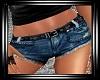 Dark-blue Shorts
