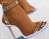 ṩEsha Heels Blue