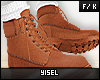 Y. Fall Sunrise Boots