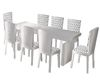 winter home dining set