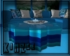 Ice Blue Vibe Table