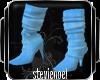 [s] Blue Boots