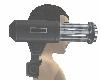 Shoulder Gatling Gun