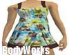 Summer Surf Dress