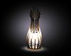 ~MG~ White Floor Lamp