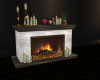 [BB]WhiteBrick Fireplace
