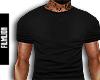 F' Black T-Shirt