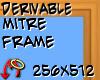 [m] Tall Frame DRV