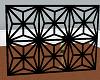 Decorative Black Wall