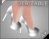 ~AK~ Drv. Glitter Heels