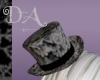 Victorian Floral Tophat