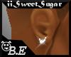 [BE] DIAMOND EARRINGS /M