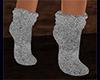 New Year Socks Silver F
