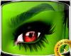Grinch Eyebrows Green