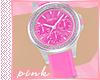 PINK-Pink Watch L F