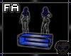 (FA)DanceGlowTable Blue